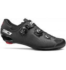 Chaussures de vélo route SIDI Genius 10 noir  2021