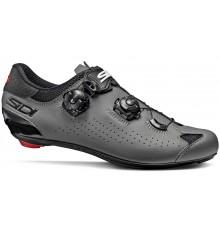 Chaussures de vélo route SIDI Genius 10 noir / gris 2021