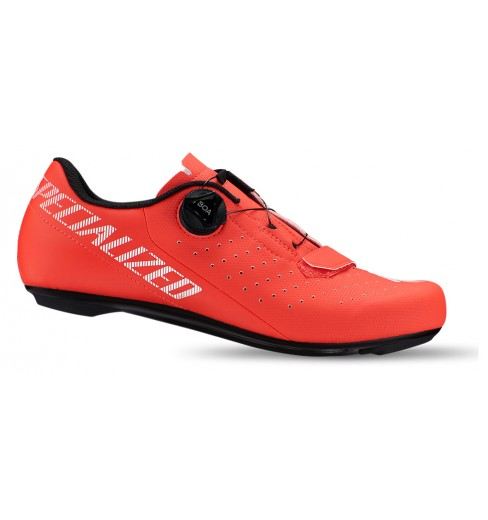 SPECIALIZED Torch 1.0 red men's road cycling shoes 2020