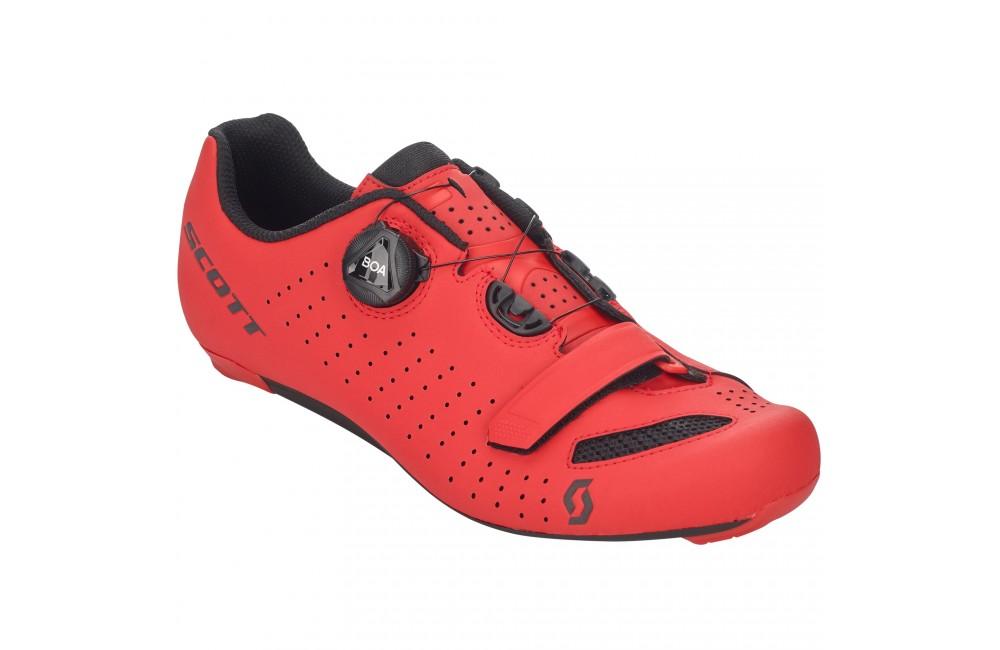 Scott Comp Boa Chaussures de v/élo Gris//Rouge 2020