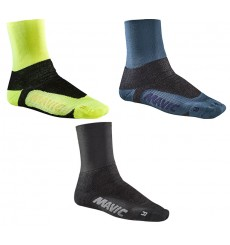 Chaussettes vélo hiver MAVIC Essential Thermo +