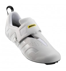 MAVIC Cosmic Elite Tri white triathlon shoes 2019