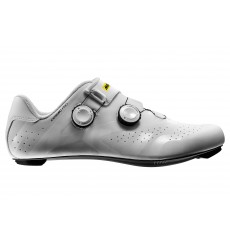 MAVIC Cosmic Pro white road cycling shoes 2020