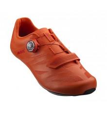 MAVIC Cosmic Elite SL red road cycling shoes 2020