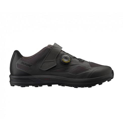 MAVIC XA Pro black men's MTB shoes 2020