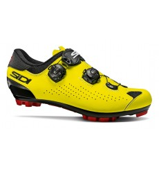SIDI Eagle 10 black yellow fluo MTB Shoes 2020