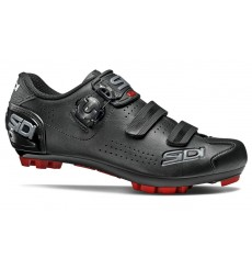 SIDI Trace 2 Mega black men's MTB shoes 2020