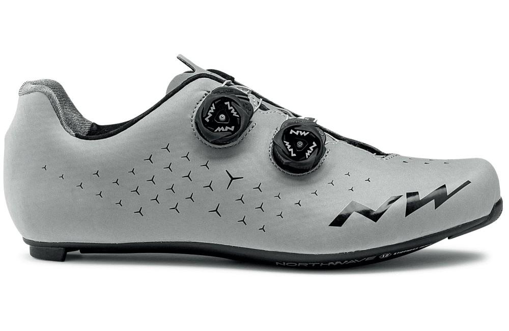 Northwave Revolution 2 Chaussures de Cyclisme pour Homme Noir 2020
