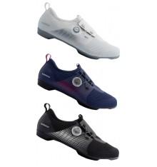 Chaussures vélo de salle femme SHIMANO IC500 2020