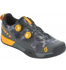 SCOTT chaussures VTT AR Boa Clip gris orange 2020