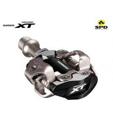 SHIMANO SPD PD-M8000 XCSHIMANO paire de pédales tout-terrain SPD PD-M8100 DEORE XT race pedals