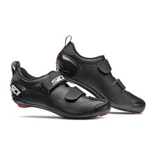 Chaussures vélo route triathlon SIDI T5 Air Carbon noir 2020