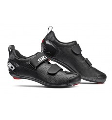 SIDI men's T5 Carbon Air black Triathlon shoes 2020