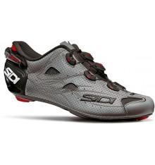 Sidi Shot Air grey road cycling shoes