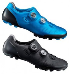 Chaussures VTT homme SHIMANO S-Phyre XC901 Large 2020