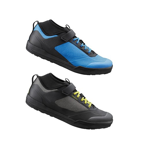 SHIMANO AM702 men's Enduro / Downhill MTB shoes 2020