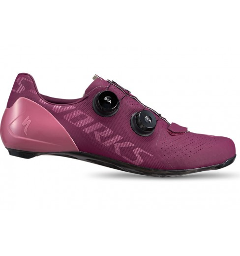 SPECIALIZED S-Works 7 Cast Berry road cycling shoes 2020