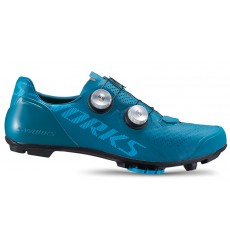 SPECIALIZED chaussures VTT S-Works 7 XC turquoise 2020