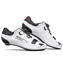 SIDI Sixty back white road cycling shoes 2020 - Limited edition
