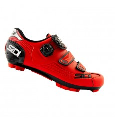Chaussures VTT homme SIDI TRACE rouge