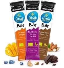 OVERSTIMS UTMB Bar lot de 6 barres