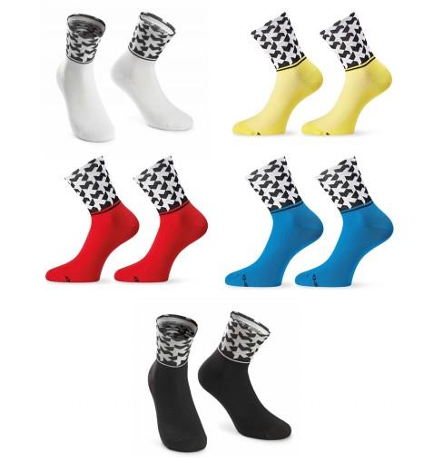ASSOS Monogram Evo 8 cycling socks