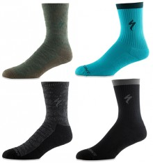 SPECIALIZED chaussettes vélo VTT Techno Tall