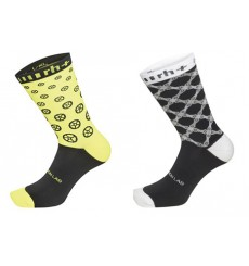 RH+ Fashion Lab 20 cm summer cycling socks