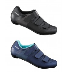 Chaussures vélo femme route SHIMANO RC100 2020