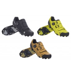 SCOTT Team Boa men's MTB shoes 2022