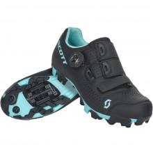 SCOTT chaussures vélo femme VTT Team Boa 2021