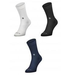 SCOTT Performance NO SHORTCUTS Crew cycling socks 2021