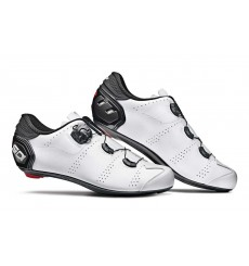 Chaussures vélo route SIDI Fast blanc 2021
