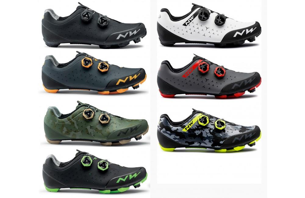 NORTHWAVE Rebel 2 men's MTB shoes 2021