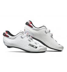 SIDI Shot 2 Carbon white road cycling shoes 2021