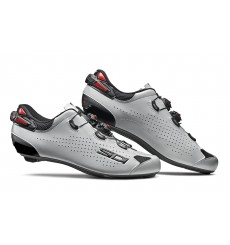 Chaussures vélo route SIDI SHOT 2 carbon noir gris 2021
