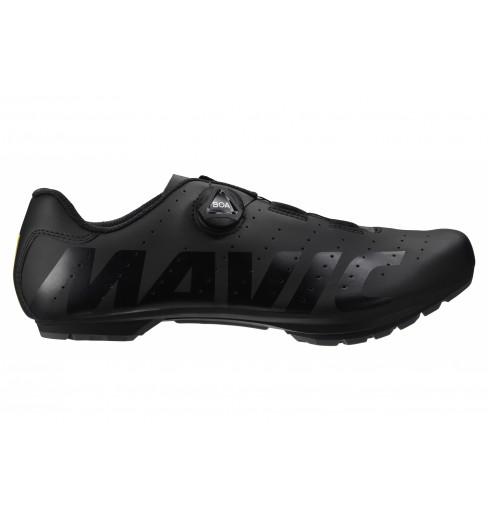 MAVIC Crossmax Boa black men's MTB shoes 2020