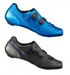 SHIMANO S-Phyre RC902 Wide men's road cycling shoes 2021