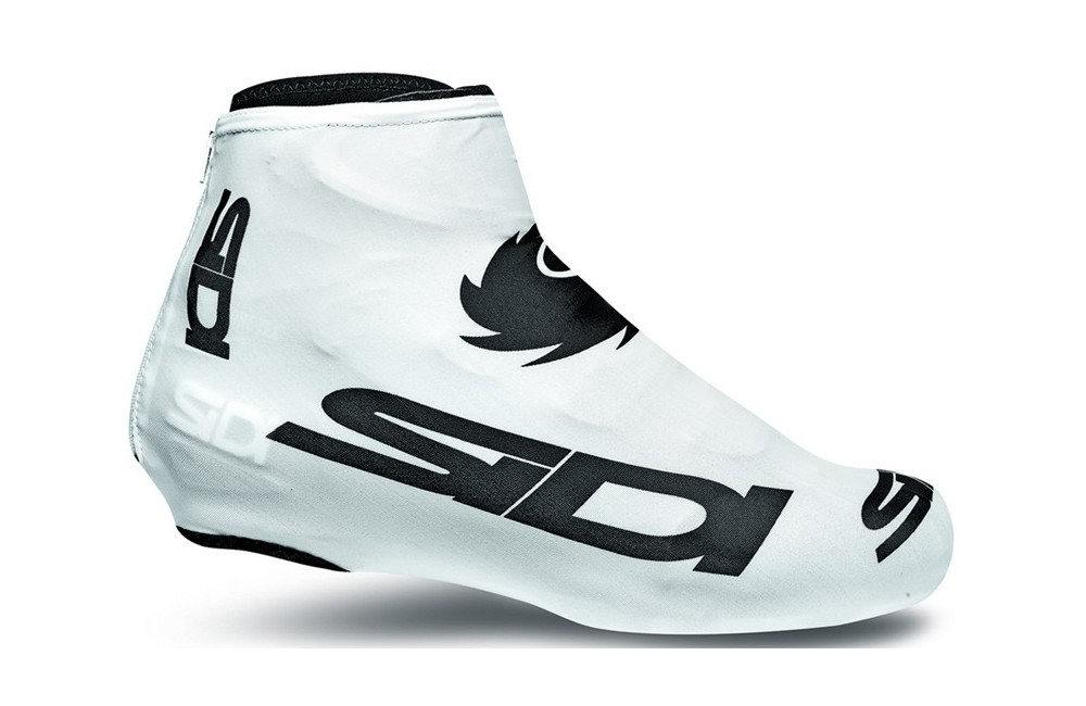SIDI Couvre Chaussures lycra blanc