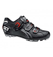 SIDI Dominator 5 Fit Mega black MTB shoes