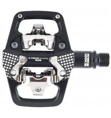 LOOK X-Track en RAGE PLUS enduro pedals