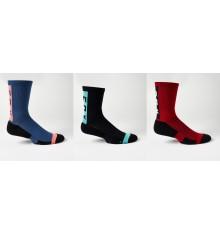 FOX RACING chaussettes de compression Ranger Cushion 15cm 2021