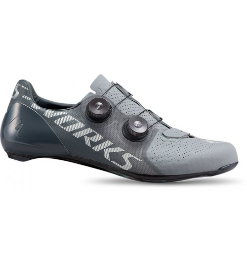 SPECIALIZED chaussures vélo route S-Works 7 - Gris / ardoise
