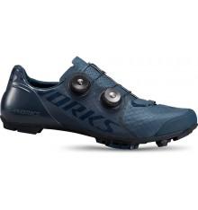 SPECIALIZED chaussures VTT S-Works 7 XC bleu métallisé 2021