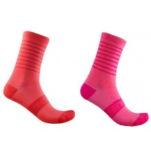 CASTELLI Superleggera 12 2021 women's cycling socks