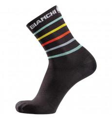 Chaussettes cyclistes BIANCHI MILANO Oreto multicolore