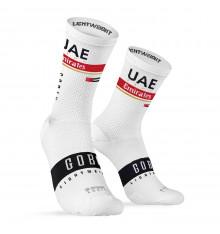 GOBIK chaussettes vélo UNISEX LIGHTWEIGHT UAE TEAM EMIRATES 2021