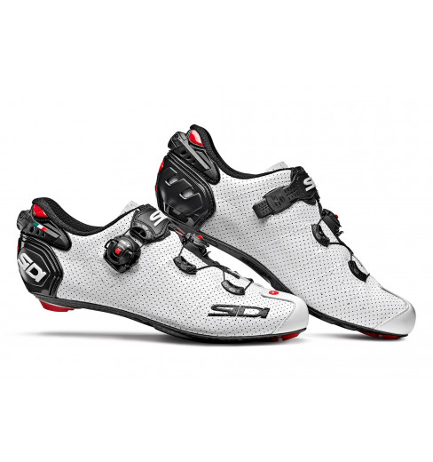 SIDI WIRE 2 Carbon AIR white / black road cycling shoes 2020