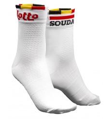 Chaussettes cyclistes LOTTO SOUDAL 2021