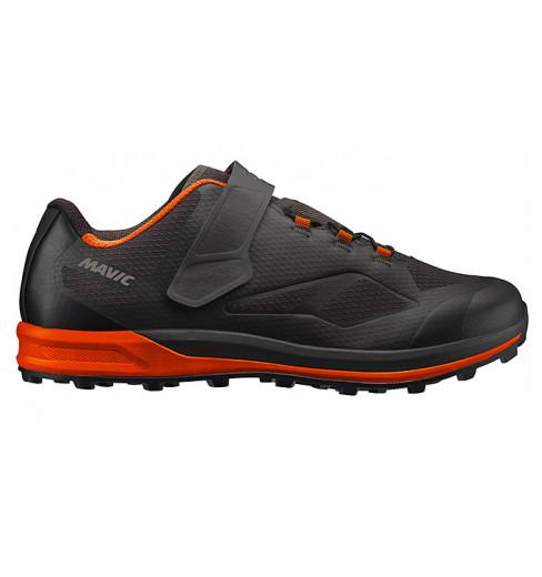MAVIC Chaussures VTT XA Elite II noir orange 2021
